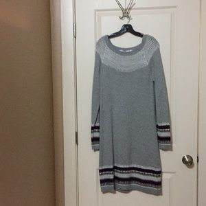 Athlete sweater dress M